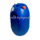 60L drum approved UN with 2 narrow mouth cap