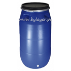 150L Metal clamp barrel