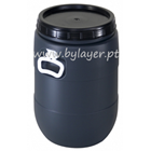 30L drum with screw cap and handle