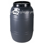 65L drum with screw cap and handle