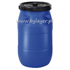 125L drum with screw cap